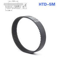 HTD 3M 2640-2649mm PU Antriebsriemen Zahnriemen Riemen Drive Belt Pitch 3mm 3D