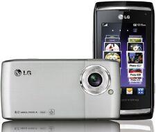 LG GC900 Viewty Smart-Argent (Débloqué) Smartphone