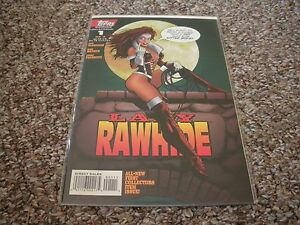 LADY RAWHIDE #1 (1995) Topps Comics VF/NM