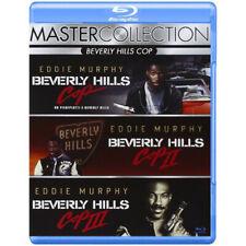 Blu-ray Beverly Hills Cop Teil 1-3 Collection Ton Deutsch