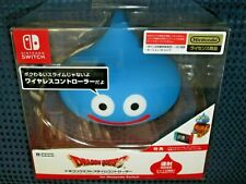 Nintendo Switch Dragon Quest Slime Controller Limited Game Pad w/ Bonus JAPAN