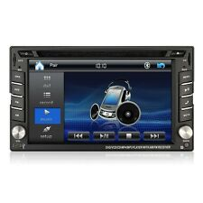 New GPS Navigator Car Radio Stereo CD DVD Player Bluetooth for Nissan Tiida Note