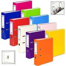 Officecentre ® Paquete de 10 carpetas A4 archivos de arco Palanca Compresor Bar carpeta de anillo