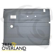 Land Rover Defender 87-06 Fr RHS Interior Door Light Grey Trim Panel DA2490