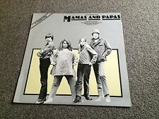 "MAMAS AND PAPAS - FOUR TRACKS FROM - 1977 4 TRACK 12"" EP - LOOK IN MY EBAY SHOP"