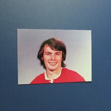 MARC TARDIF  Montreal Canadiens  1971 Blank back Unbranded Quebec Nordiques 1972