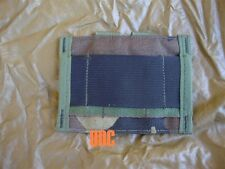 2 Lot Army Military Surplus Safariland Woodland Camo ALICE Clip MOLLE Adapter GI