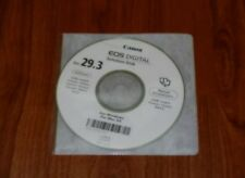 Canon EOS Digital Solution Software Disk 29.3   C53-0152-04 for SL1 T5 T5i