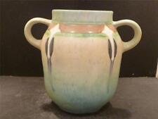 "Roseville Monticello Blue Vase 560-6"" - MINT (B)"