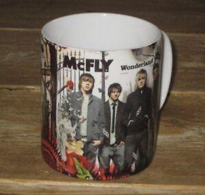 McFly Wonderland Advertising MUG