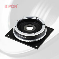 Kipon Adapter w/ Aperture for Canon EOS Lens to RED Epic/Scarlet-X Video Camera
