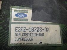 1982 -1989 Ford Mustang Air Conditioner Compressor EXP, LN7, Capri, Cougar