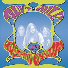 Live at Roseland Ballroom [Bonus Track] by Gov't Mule (CD, May-2007, Evil Teen)