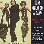 """TONY ORLANDO AND DAWN, CD """"KNOCK THREE TIMES"""" NEW SEALED"""