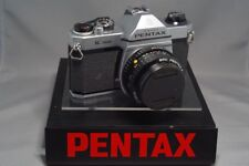 Asahi Pentax K1000 SMC Pentax A 50mm f2 SERVICED by ERIC HENDRICKSON EH22 JUL31