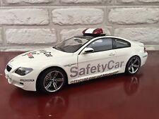 BMW E63 M6 MOTO GP SAFETY CAR 2006 1/18 KYOSHO