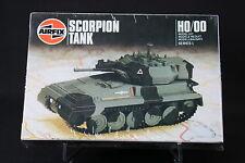 XM069 AIRFIX HO/OO 1/87 maquette tank char 01320 Scorpion Tank NB 1986