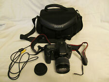 CANON EOS 30D DIGITAL CAMERA WITH CHARGER, BATTERY, CASE