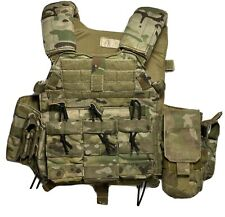 LBX 0300s multicamPlate Carrier W/ eagle pouches Crye Cag Sof Paraclete 330d EI