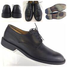 Johnston & Murphy Domani Men's Black Leather Oxford Lace Up Dress Shoes US 11 M