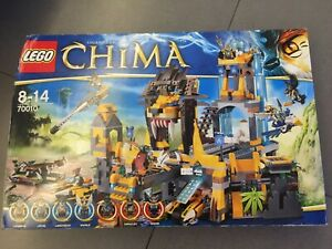 LEGO Chima 70010 Legends Tempio Chi dei leoni the lion chi temple castle