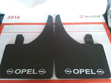 Set Of 4 Mudflaps Front Rear Opel Fits Astra Insignia Corsa Mud Flap Guard NEW