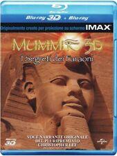 IMAX: Mummys, Secret of the Pharaohs - 3D Blu-Ray Disc