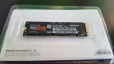 Samsung 960 EVO 250GB NVME PCIE SSD