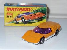 *(St) lesney matchbox SUPERFAST MAZDA RX 500 - 66