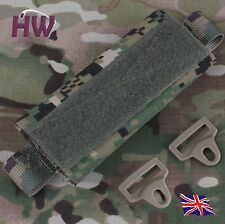AIRSOFT OPS TACTICAL HELMET RAIL COUNTER WEIGHT POUCH AOR2