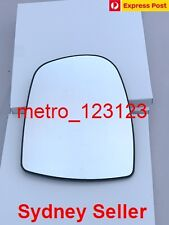 RIGHT DRIVER SIDE MIRROR GLASS FOR RENAULT TRAFIC X83 2004 - 2014