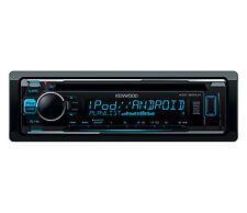 Kenwood KDC-300UV CD-receptor con iPod/iPhone control directo USB Aux-Restaurada