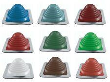 Schlussverkauf! Rohrmanschette, Dachdurchführung, EPDM 6 bis 521 mm, 9 Farben
