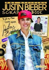 The Official Justin Bieber Scrapbook,Century Books