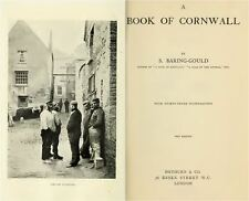 Cornwall 60 Old Rare Book Scans Language Dialects Smugglers Burials PDF DVD-ROM