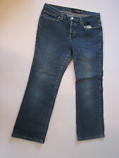Quiksilver Roxy Jean Juniors 30/10R Blue Jeans 96% Cotton 4% Spandex Inseam 25