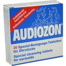 AUDIOZON Spezial-Reinigungs-Tabletten 20 St