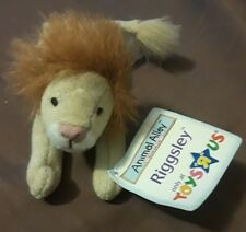 Very Rare Riggsley #8 - Animal Alley - Toys R Us McDonalds Exclusive 2001 w/Tag