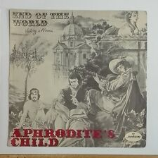 "56652 45 giri - 7"" - Aphrodite's child - End of the world - Mercury"