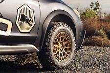 "16"" Black Rhino Boxer Gold Wheels Subaru Impreza Outback Crosstrek 5x100 Lifted"