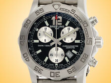 Breitling Aeromarine Colt 44 Chronograph II Stainless Steel Watch A7338710/BB49