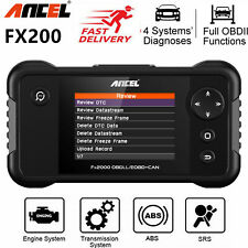 OBD2 Auto Scanner ABS SRS Transmission Engine Car Diagnostic Tool Code Reader