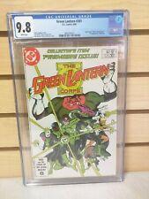 Green Lantern #201 CGC 9.8 (DC Comics 1986) 1st Appearance Of Kilowog