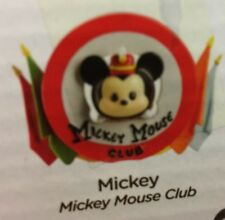 Disney Tsum Tsum Series 12 Mystery Pack Blind Bag Mickey Mouse Club