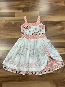 Matilda Jane Dress Girls 6 So Pretty