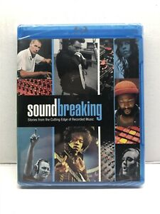 Soundbreaking Stories from the Cutting Edge of Recorded Music - NEW Blu-Ray
