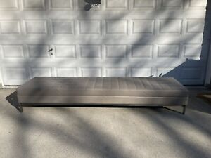 Vintage Steelcase Coalesse Milbrae Four Person Bench