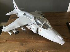 """HM Armed Forces Jet Fighter Plane 10"""" Figure Scale"""
