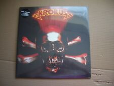 KROKUS - HEADHUNTER - RED VINYL LP - RSD 2013 - NEW AND SEALED - BACK ON BLACK