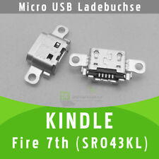 Amazon KINDLE Fire 7th SR043KL Micro USB DC Buchse Ladebuchse Connector Port